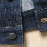 【ジージャンは色落ちが遅い?】アーペーセーデニムジャケット500時間目(a.p.c denim jacket)