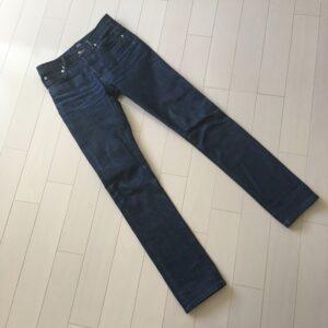アーペーセーのジーンズの色落ち