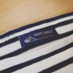 【セントジェームスのボーダーシャツ】saint james 定番ブランドのカットソーと種類