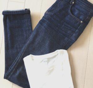 【白Tシャツにデニム(ジーンズ)】一枚で格好良い究極の着こなしについて