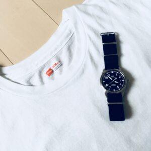 【Tシャツに合う時計】半袖コーディネートと時計について