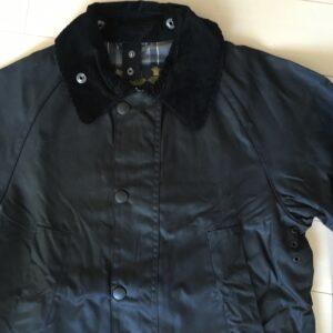 【バブアーのビデイルSL購入レビュー】Barbourの定番オイルドジャケットを着る