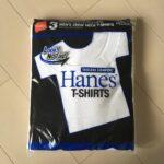 【ヘインズ(Hanes)青ラベル白Tシャツ】青パックTとポリエステル混紡のメリット