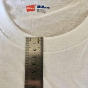 青パックのリブの太さは2センチ