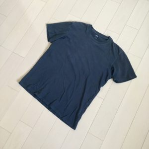 【Tシャツの経年変化と着こなし】劣化ではない 着込んだTシャツのコーディネート