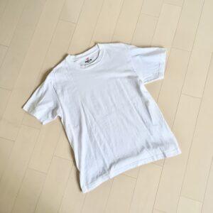 【ヘインズビーフィーTのサイズ感と縮み】Hanes BEEFY-T洗濯・乾燥による収縮と変化の考察