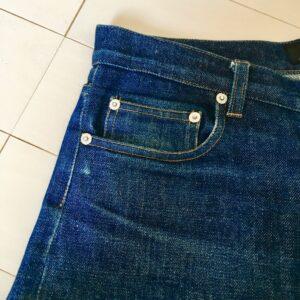 【夏に穿くジーンズと色落ち】暑い夏にはデニムを穿かない方が良いのか?