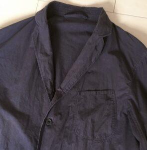 【コットンテーラードジャケットのブランドと種類】シワ感が特徴の綿素材のジャケットについて