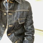 【デニムジャケットのサイズ感】ジージャンのサイズ選び大きめ小さめ(ジャストサイズ・オーバーサイズ)どちらで着るか?