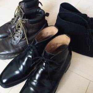 【英国製ブーツのブランドと種類】イギリス(イングランド)の定番ブーツを選ぶ